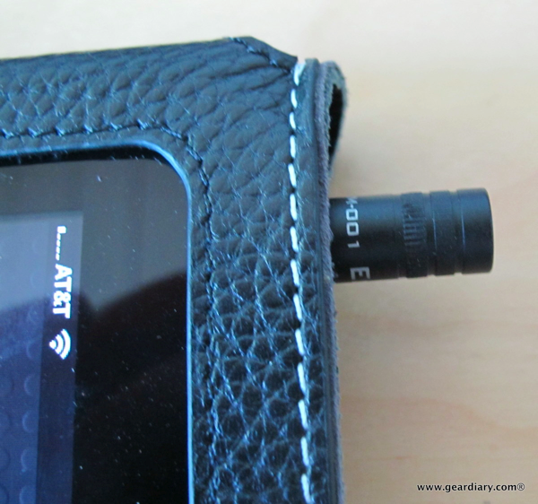 Gear Diary Smartphone and Tablet Accessory Review: The i Microphone Voice Recorder photo