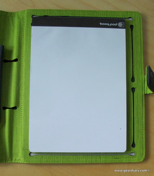 Gear Diary iPad 2 Case Review: Booqpad iPad 2 Agenda photo