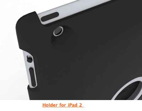 Gear Diary iPad Accessory Review: Vogel's RingO Universal iPad Mounting System photo