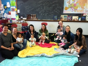 TSTI Playgroup with a Purpose_Moms and Babies