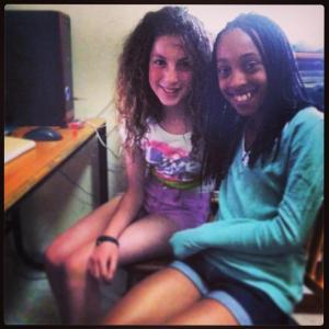 Didi and Maya