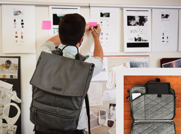Gear Diary Timbuk2 Announces Their New Distilled Line of Bags photo