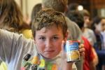Food donation photo