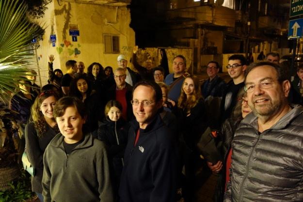 TSTI in Israel December 22, 2013 Group Day 1