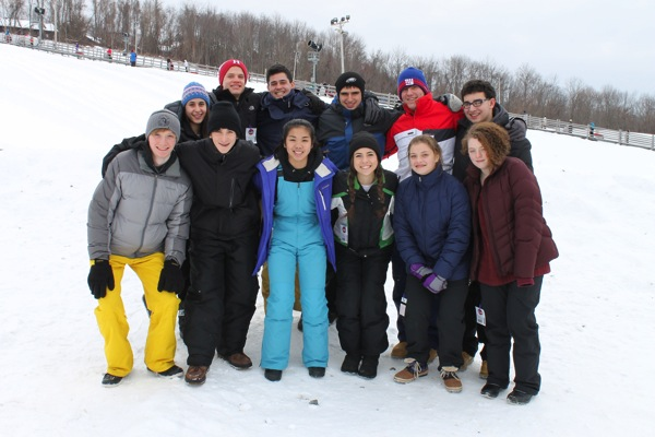 South orange maplewood snow tubing